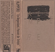 Klimperei  En Regardant De Temps  1992