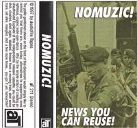 Nomuzic  News You Can Reuse!  1997