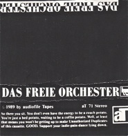 Das Frei Orchester  self titled  1989