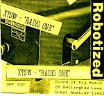 Al came to California in 1987 and did some live appearances on different radio stations. On this cassette release is the improv he and I did together at KKUP.