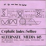 A tape from Mike Jackson's Cephalic Index electronic music group.