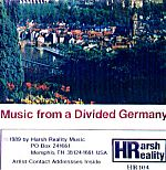 """In addition to his own work as Mental Anguish and with Viktimized Karcass, Chris also curated several compilations from the international electronic underground scene. Above, """"Music From A Divided Germany"""" was a nice representation of artists at the time working in that genre including, Nostalgie Eternelle, Siegmar Fricke, Das Freie Orchester, Doc Wor Mirran, M. Finnkreig and others. Harsh Reality also released tapes from The Netherlands, USA and many other countries creating fine documents of this burgeoning movement."""