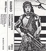 """I remember regretting not sending a song for the """"Rambo"""" compilation because it's such a fun ride. A real mix of styles on this theme tape by X Ray POp, Lord Litter, M. Nomized, Nostalgie Eternelle, Sack and others."""