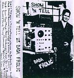 Dan and Detta Andreana released several tapes of experimental improv and sound. This one was from 1986.