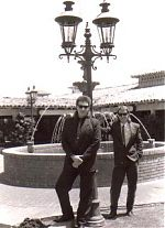 The Ordinary Boys, Walter Charchuk and Wes Johnson.
