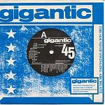 """a 7"""" on the Gigantic label from 1988. The record includes """"Panic In Detroit"""" backed with """"Let's Fly""""."""
