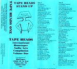 Tape Heads was a series of eclectic compilations curated by McGee and showcasing independent artists around the world.
