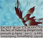 Above, a 1991 cassette with glued on  color photo for the cover.