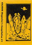 Small scan of the first Gajoob compilation tape from 1991.