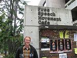 Al Perry, 2009, in Berkeley, California.