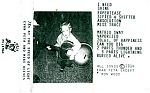 Above, Evan Peta's cassette from 1994 with drummer, Mike Reeves.