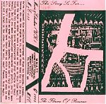 Mike Pougounas from Athens was part of the early independent rock scene in Greece. His band, The Flowers Of Romance, issued the tape above on Mick Magic's Music And Elsewhere label in 1992.