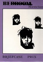 I never knew the real name of The Bedroom Musician but I really enjoyed his repetitive, droning bedroom rock a lot. He did tapes and then this LP that came out in 1986.