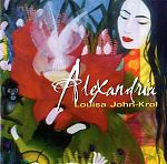 """Perhaps not truly underground but still fiercely independent, singer-songwriter Louisa John-Krol produced several albums of ethereal song and atmosphere. Above, her CD, """"Alexandria""""."""