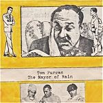 """The first tape I ever traded with a stranger was Tom's """"Mayor Of Rain"""" in 1984."""