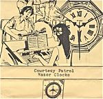 """Essentially a """"bedroom rock"""" project, Tom provided most of the music ( with some occasional help from others) and Bill Lehman did the lyrics and vocals in Courtesy Patrol. They had at least a couple of tapes, this one from 1986."""