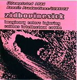Above, one of the many collaborations he did with Ken Clinger, Zidbovinesick.