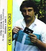 """The cover for Dino's 1988 tape, """" I Have A Purpose"""" which was the first tape he released on my Lonely Whistle label."""
