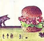 """""""Snoutburger"""" was released in about 1986 or so and featured some classic songs like """"Viewmaster"""" and the extended Snoutburger Suite."""