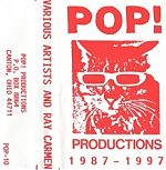 n addition to his own material Ray would also release music from other artists. Featured on the tape above, Ken Clinger, Don Campau, Rich Arithmetic, Lawrence Salvatore, James St. Vrrain, R. Stevie Moore, Ghost Rockets, Shane Faubert and Mayhem Steamroller. Side two includes an incredible greatest hits of his as well.