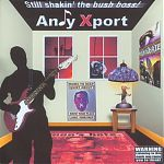 A recent CD by Andy Xport.