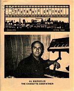 """Al Margolis graced the cover of Electronic Cottage Magazine #1  """"You can download the entire publication"""":http://www.archive.org/details/ElectronicCottageMagazineIssueOneApril1989."""