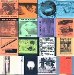 """Above, a sampler of 58 tracks ( blended into one continuous piece) from Hal's """"Sampler #1"""" that spans the years 1981-1991."""