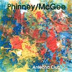 Above, some albums with Chris Phinney from the 2000's. I particularly like these electronic voyages and the cover art is sumptuous, colorful and expressive.