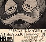 In 1988 Hal teamed up with another underground electronic music giant, Dave Prescott for this tape on Harsh Reality Music