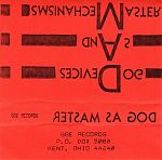 """Going back to 1988 this tape by Hal McGee, """"Devices And Mechanisms"""" was released on Mike Crooker's GGE label from Ohio."""